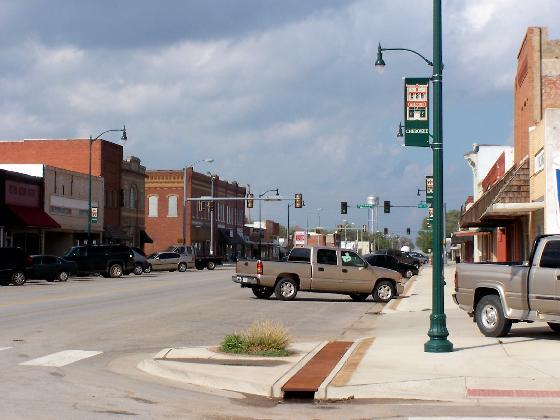 10. Alfalfa County (County Seat is Cherokee)