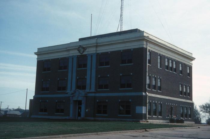 6. Harper County (County Seat is Buffalo)
