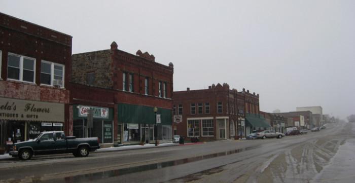 7. Okfuskee County (County Seat is Okemah)