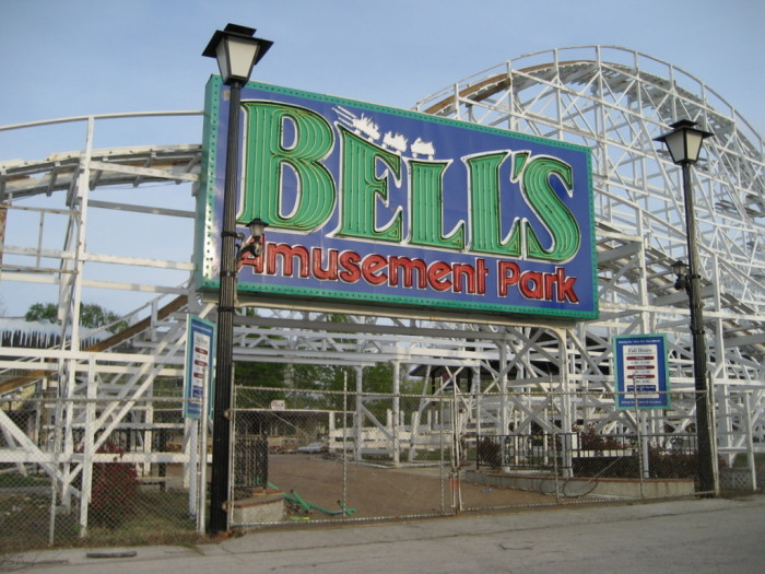 2. Or Bell's Amusement Park in Tulsa.