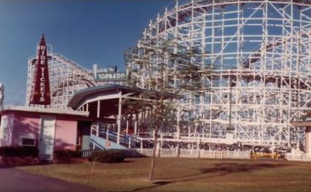 1. Spending a day at Wedgewood Village Amusement Park in Oklahoma City.