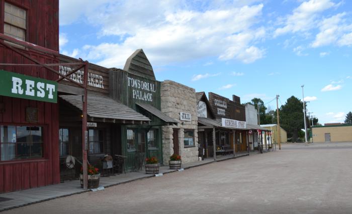 Ogallala's Front Street, Ogallala