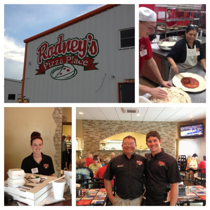 8. Rodney's Pizza Place, Purcell
