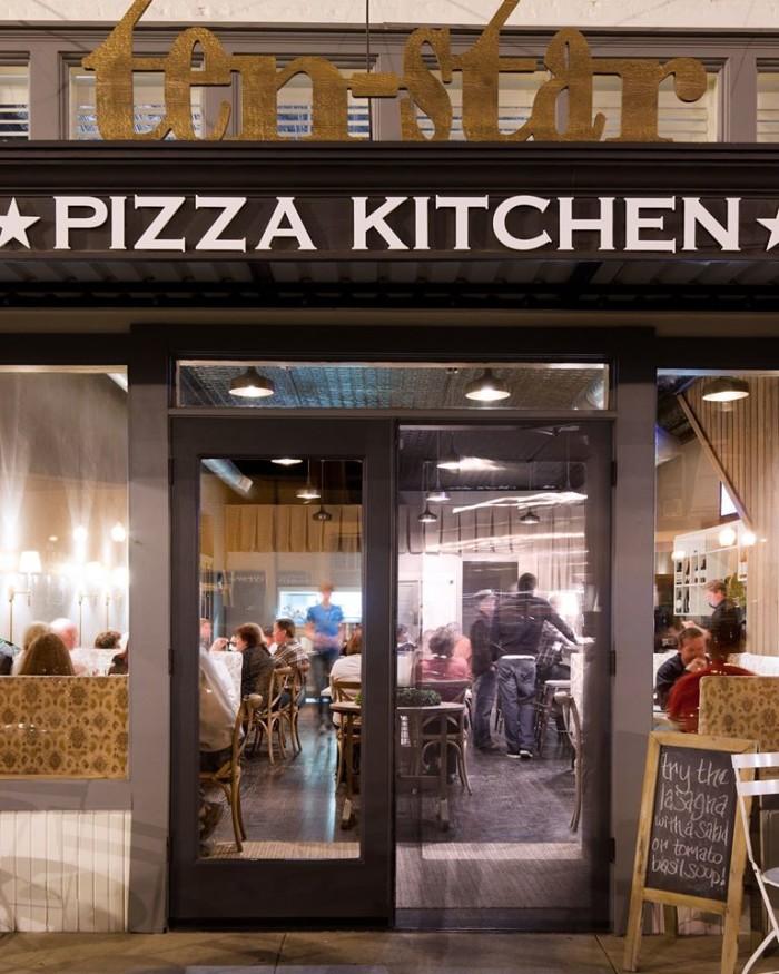 10. Ten Star Pizza Kitchen, Ardmore