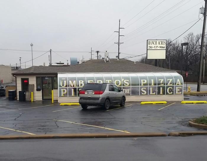 9. Umberto's Pizza, Tulsa
