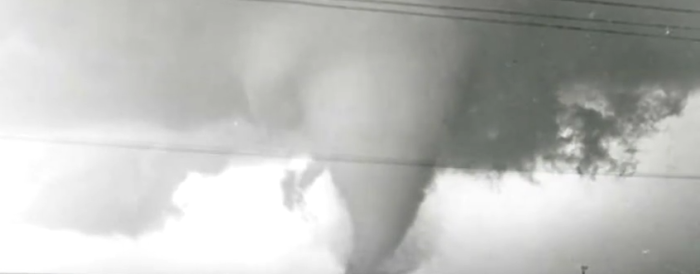 The F5 tornado that struck Woodard is still the deadliest in Oklahoma history, killing 185.