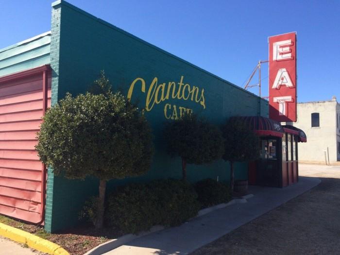 5. Clanton's Cafe, Vinita