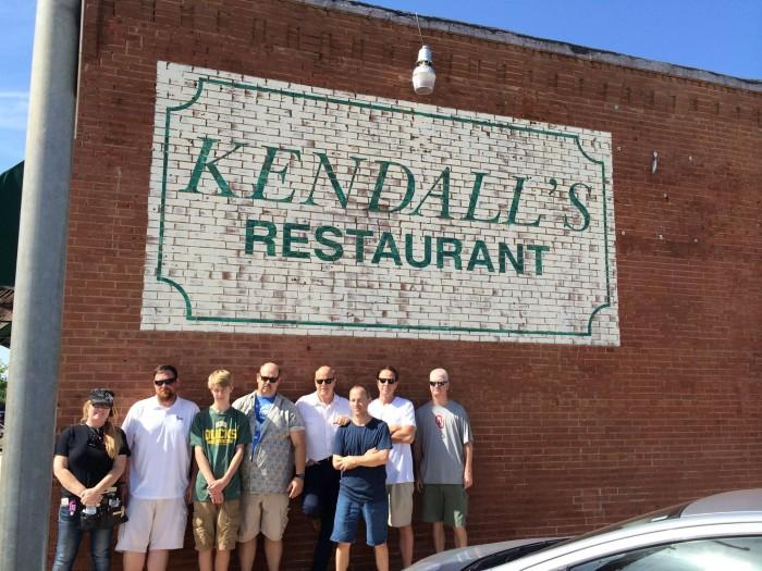 12. Kendall's Restaurant, Noble