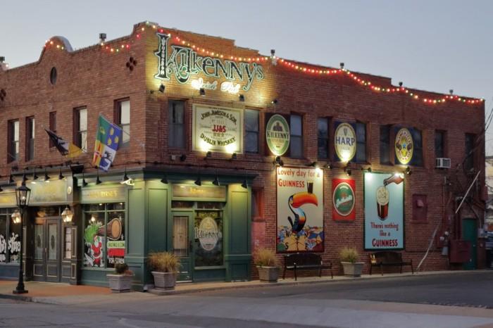7. Kilkenny's Irish Pub, Tulsa