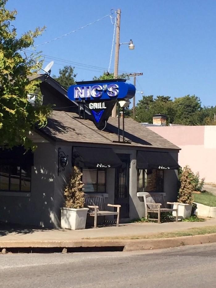 15. Nic's Grill, Oklahoma City