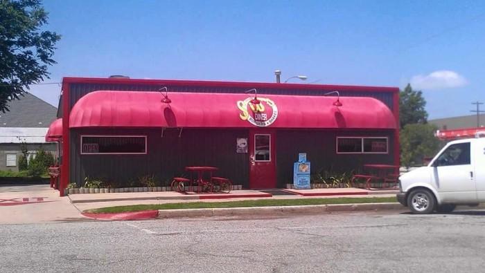17. Sid's Diner, El Reno