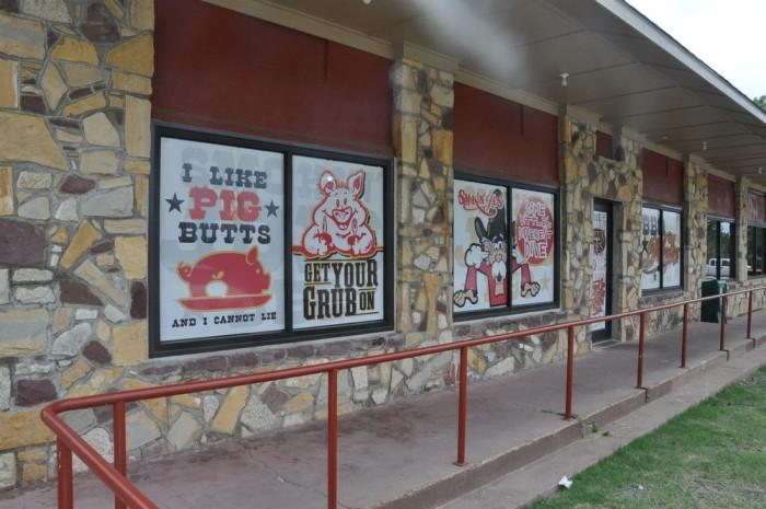 18. Smokin Joes Rib Ranch, Davis