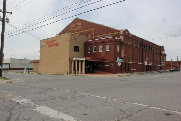 """7. """"Enrico Caruso"""" from Brady Theater: Tulsa"""