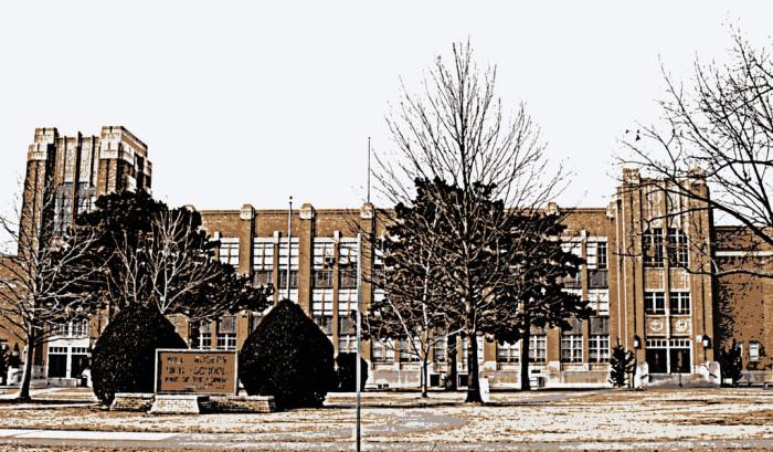 """4. """"Dr. Carl Barnett"""" from Will Rogers High School: Tulsa"""
