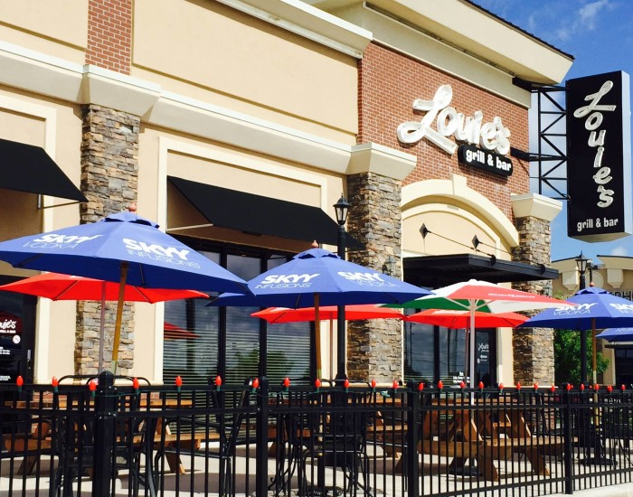 9. Louie's Grill & Bar, Various Locations Statewide