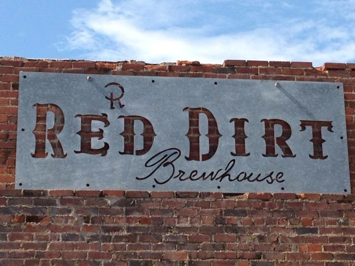 5. Red Dirt Brewhouse, Ardmore