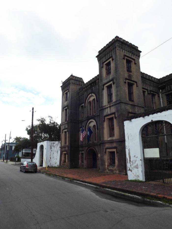 2. Old City Jail - Charleston, SC