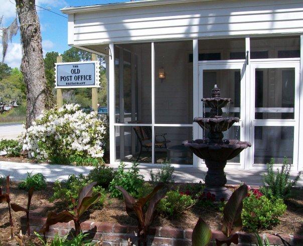 6. Old Post Office Restaurant - 1442 SC-174, Edisto Island, SC 29438