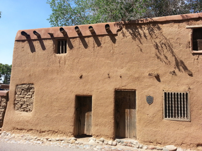 6. The city contains the nation's oldest house…