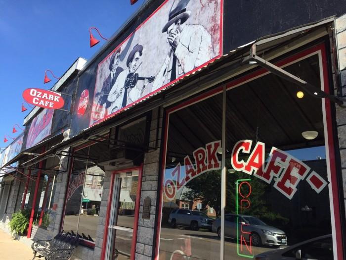 2. Ozark Cafe