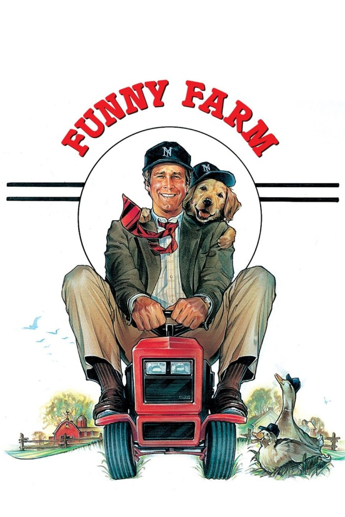 5.  Funny Farm
