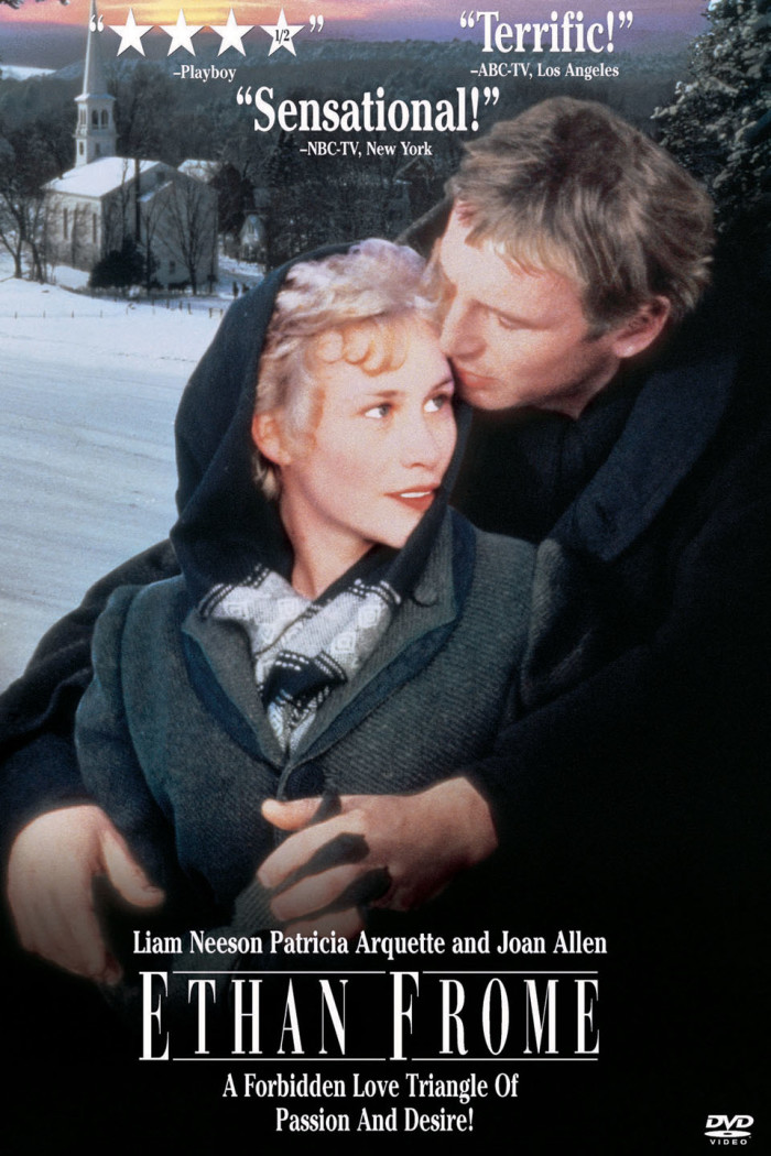 7.  Ethan Frome