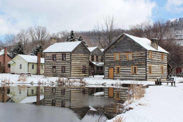16 Historic Villages In Pennsylvania