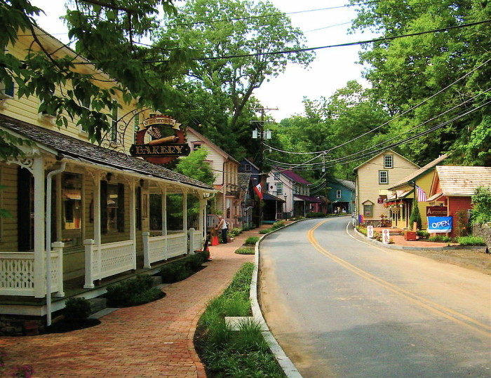 Dutch Square Mall >> 16 Historic Villages In Pennsylvania
