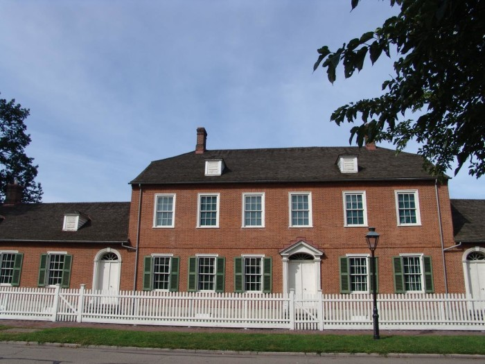 2. Old Economy Village, Ambridge