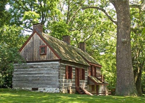 5. Historic Fallsington, Fallsington