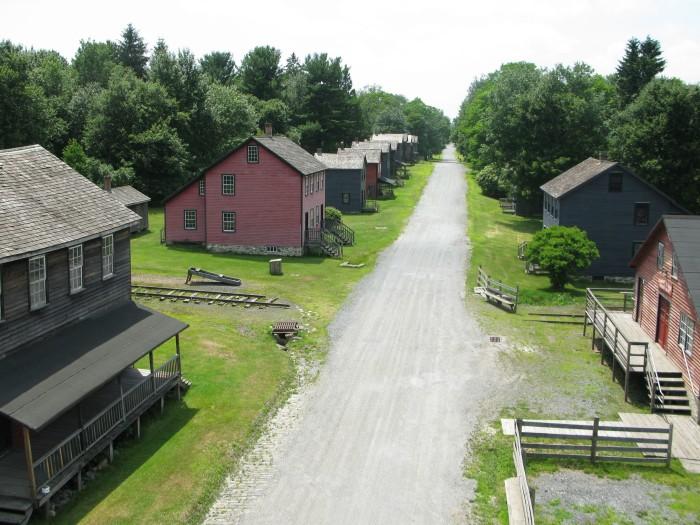 6. Eckley Miners' Village, Weatherly
