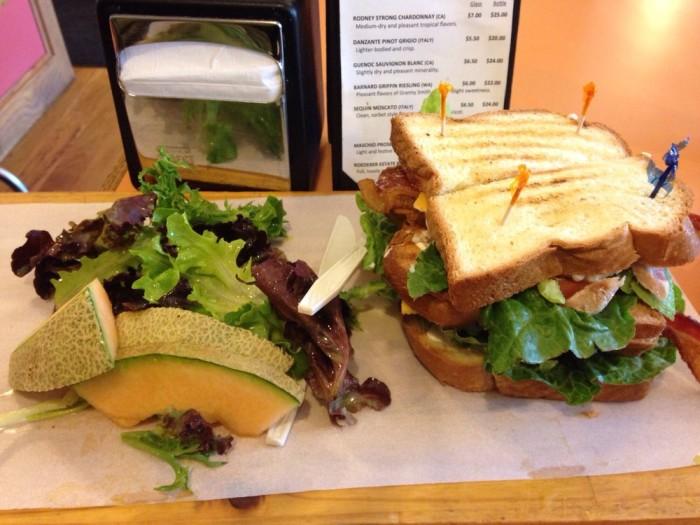 panini panini sandwiches