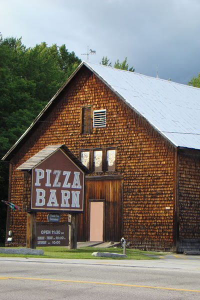 10. Pizza Barn, Center Ossippee