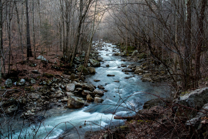 3. You won't find anywhere that's as peaceful as West Virginia is.