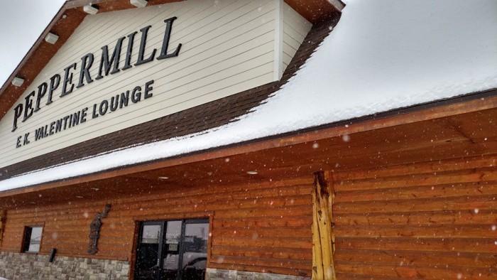 14. Peppermill & EKV Lounge, Valentine