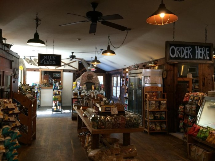 1.  Original General Store - 3963 Route 100, Pittsfield