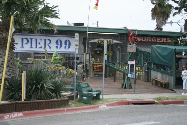 12. Pier 99 (Corpus Christi)