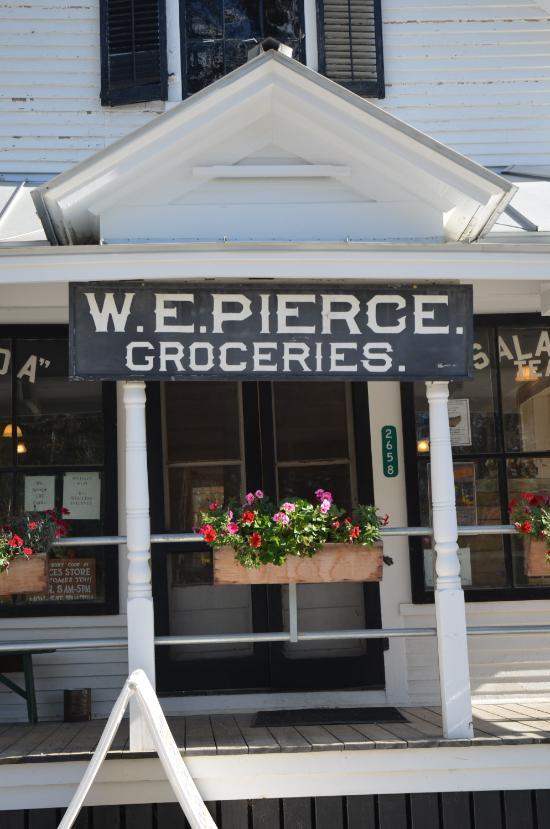 14.  Pierce's Store - 2658 Northam Rd., Shrewsbury