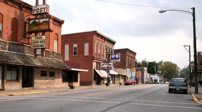 8. Pierceton, Indiana