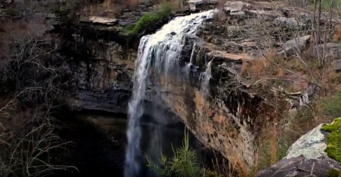 5. Piney Branch Falls - Marshall County, AL