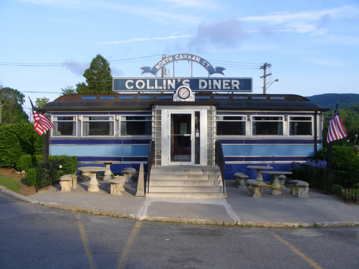 11) The Diner