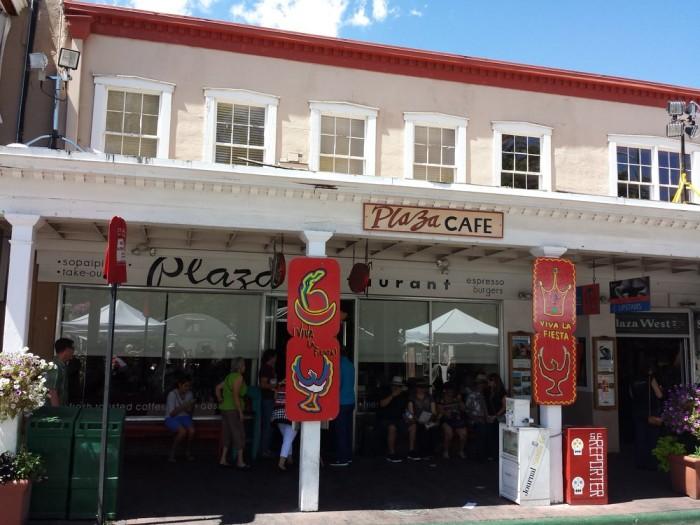 10. Plaza Café, Santa Fe