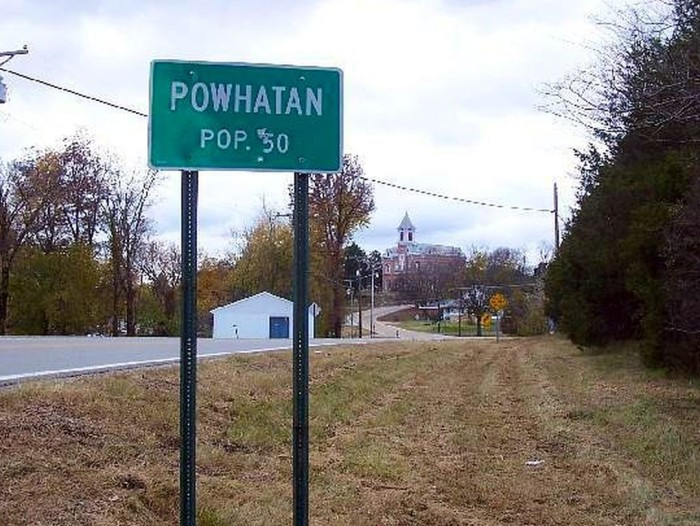 7. Welcome to Powhatan