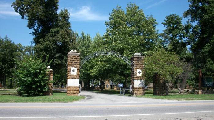 10. Prairie Grove Battlefield State Park