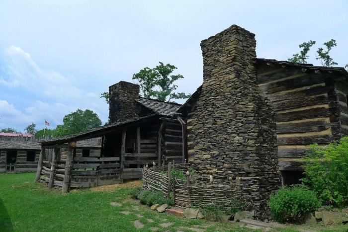 3. Pricketts Fort State Park