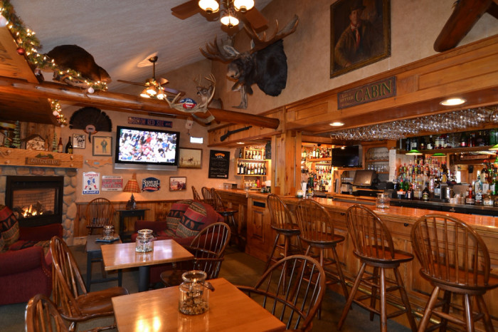 3. The Rainbow Grille and Tavern, Pittsburg