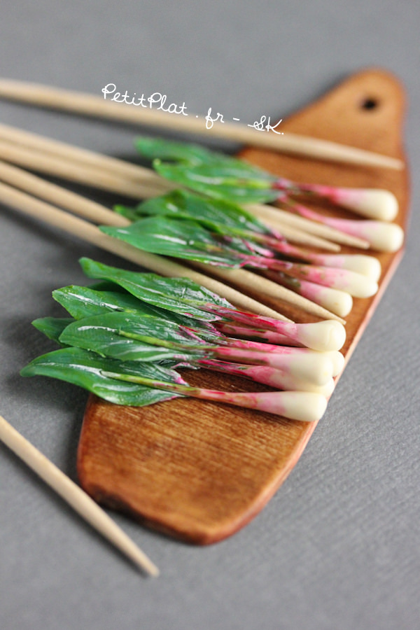 6. Ramps dinners in the spring time