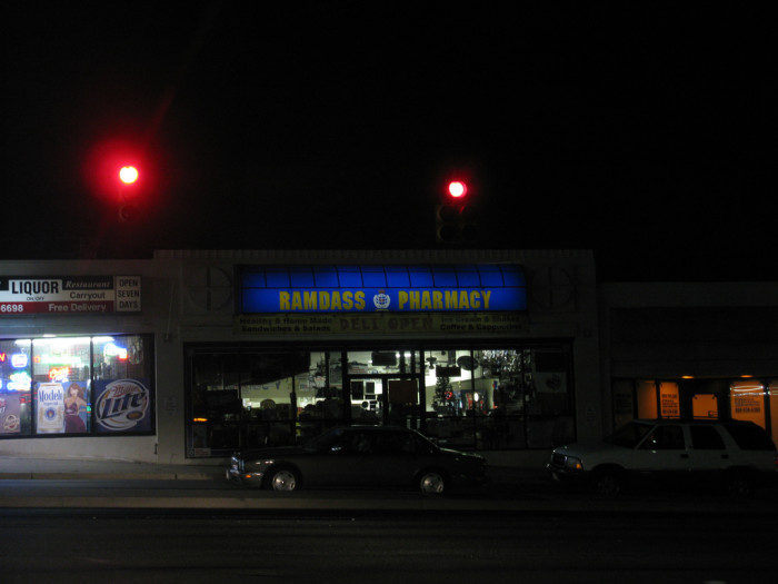 4) This Bladensburg pharmacy has an interesting name...
