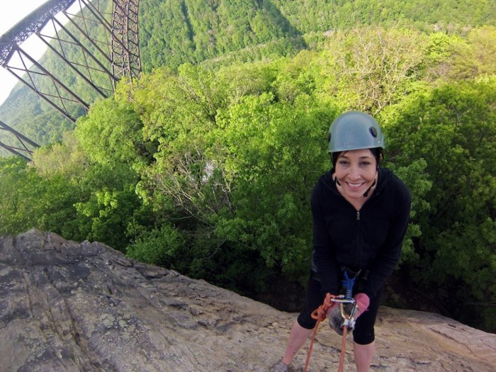 If you don't like whitewater, no worries, there's still plenty more adventure to be had. The resort has zip line tours, rappelling and an opportunity to walk across the catwalk of the New River Gorge Bridge with Bridge Walk among other things.