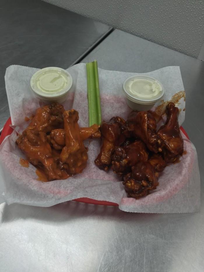 15. Ray's Original Buffalo Wings, Omaha